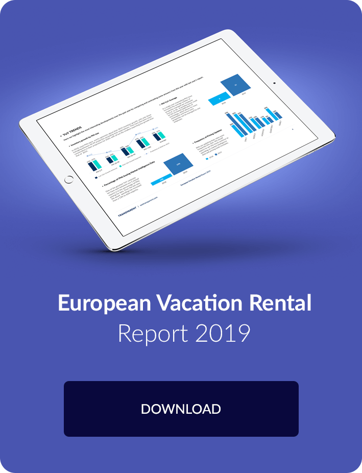 Become an expert in vacation rental revenue management with Transparent